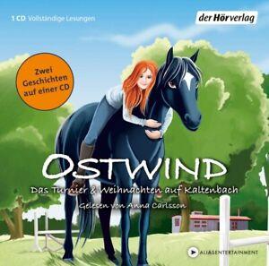 OSTWIND-DAS-TURNIER-amp-WEIHNACHTEN-AUF-KALTENBACH-CARLSSON-ANNA-CD-NEW