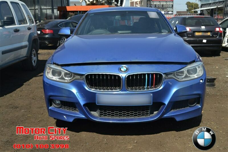 Now Stripping For Spares - 2013 BMW 330d M Sport Steptronic - Now Stripping For Spares