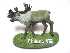 Rentier-Elch-Finnland-Poly-Tier-Magnet-Souvenir-Finland-6-cm