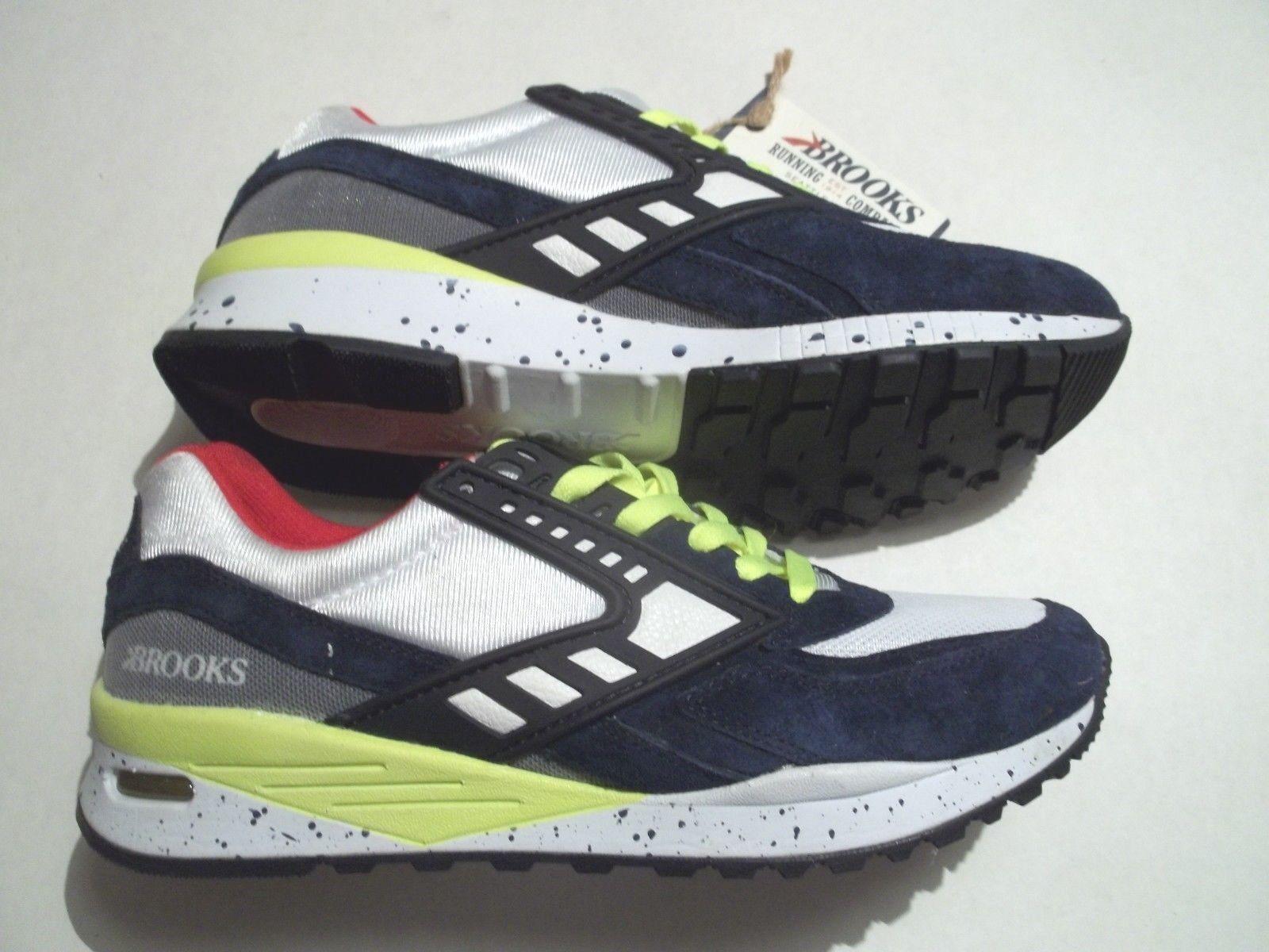 New Brooks Regent Retro Heritage Men's Size 8 shoes 1102051d935 City Series