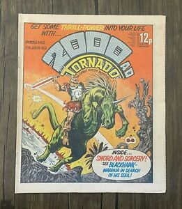 Bagged 2000 AD Comic Prog 149 - 26th Jan 1980 - Ref 2K37