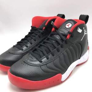 9cadb921dbec Nike Jordan Jumpman Pro Men Basketball Shoes Black Varsity Red-White ...