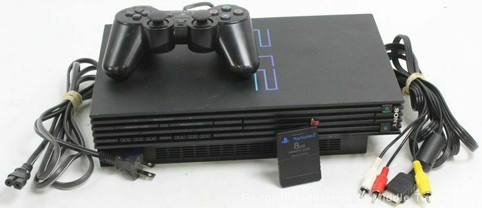 Sony PS2 / PlayStation 2 (Fat) Video Game Console Bundle - SCPH-30001 on eBay thumbnail