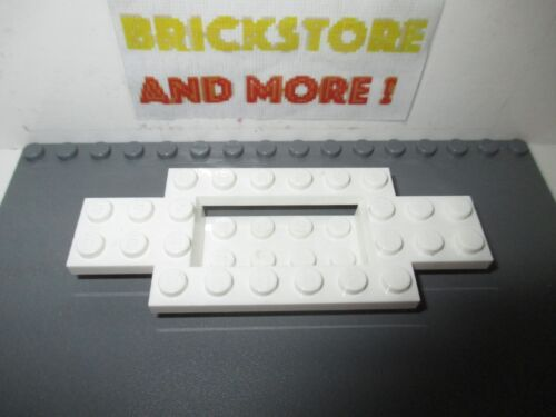 Vehicle Base 4x10x2//3 4x2 Recessed Center 30029 Choose Color Lego