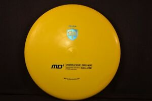 MD1-SG-Line-1st-Run-180g-Yellow-NEW-Disc-Mania-Disc-PRIME-Disc-Golf