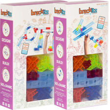 72 pc Learning STEM Kit Brackitz Building Toys Building Toys That Teach Ages 3+