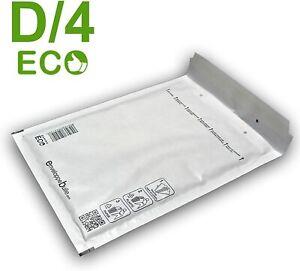 Enveloppe à bulles pas cher écologique recyclable eco D/4 180x260 mm lot de 100