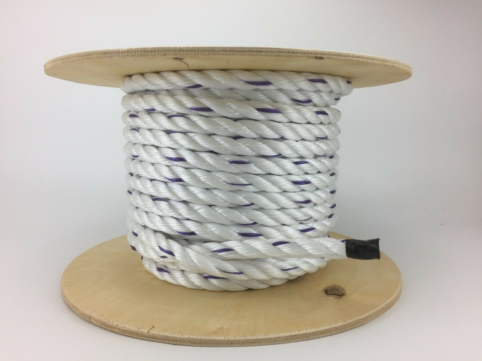 16mm White Polysteel Rope x 100 Metres, Arborist, Rigging, Tree Surgery Rope