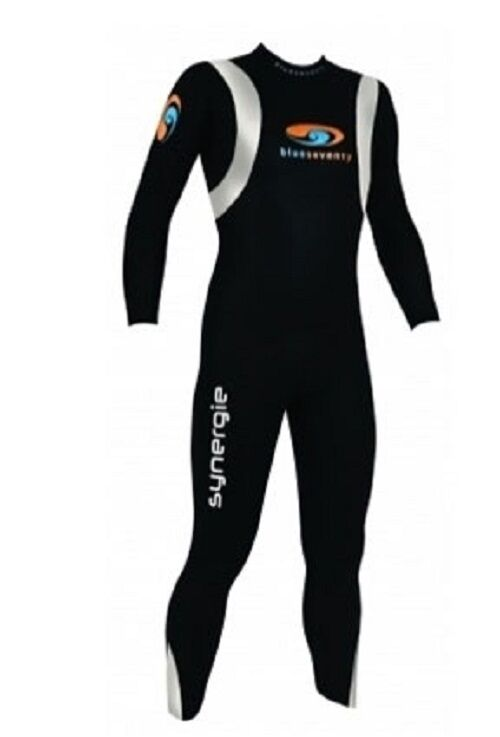 blueee Seventy Men's Synergie Plus Full Sleeve Wetsuit