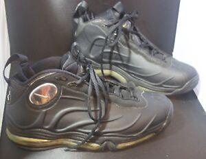 f1702435a8db1 Nike Total Air Foamposite Max 307717 001 Black Silver Tim Duncan ...