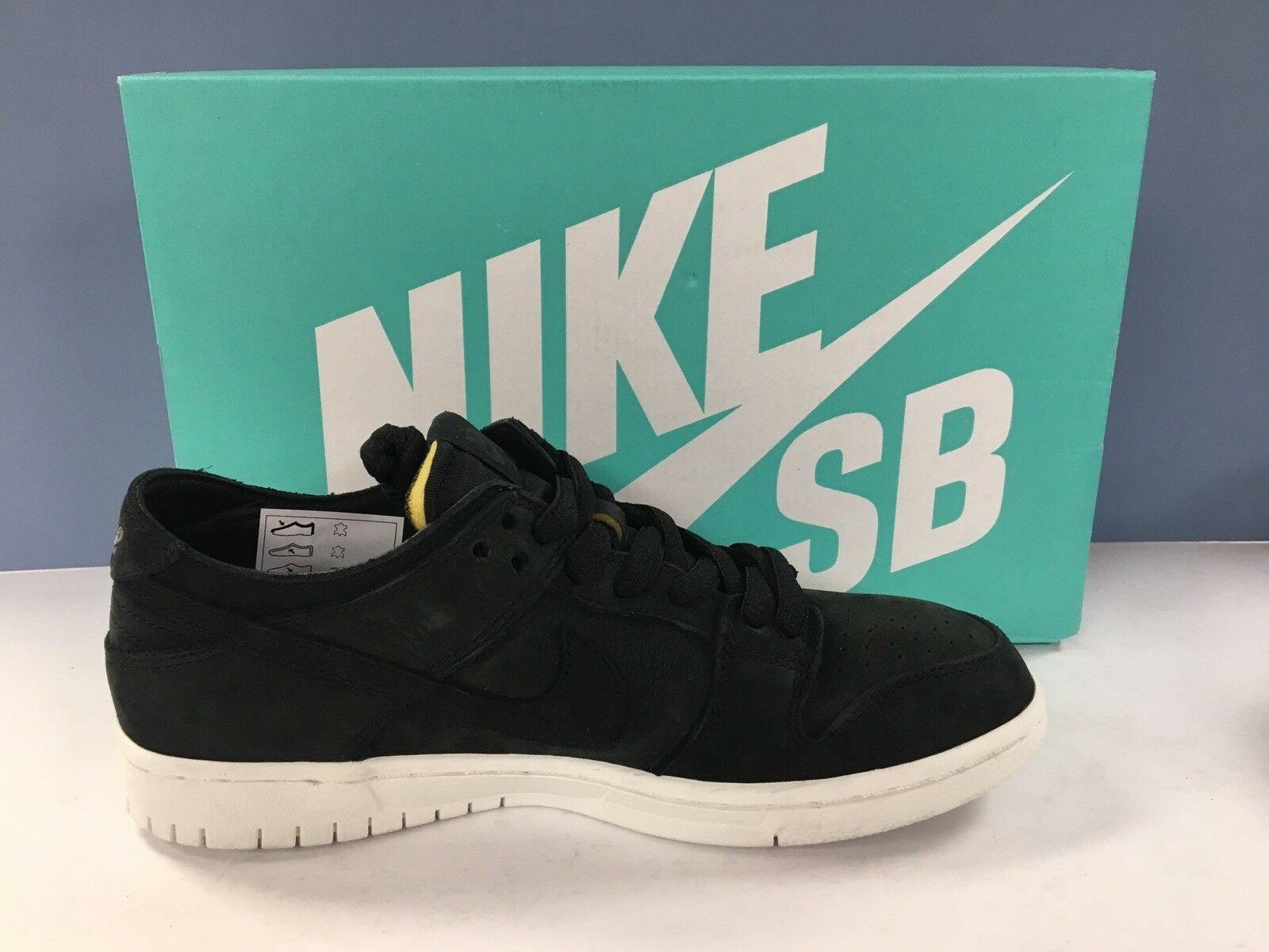 brand new e0f4f 340db ... cheap uk size brand new herren low nike sb zoom dunk low herren pro  decon trainers