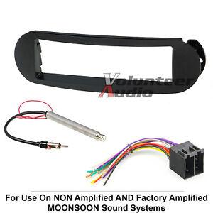 image is loading vw-bug-car-stereo-radio-kit-dash-installation-