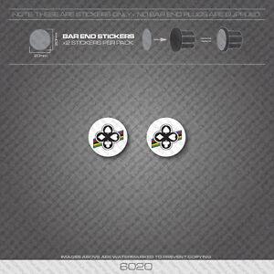 6022-cinelli Vélo Guidon Bar End Plug Autocollants-decals-afficher Le Titre D'origine