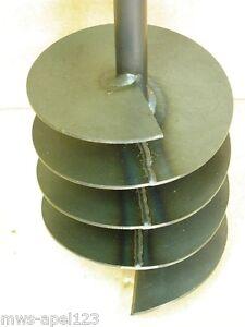 forage en t te 200 mm tari re main puits tariere perceuse de puits ebay. Black Bedroom Furniture Sets. Home Design Ideas