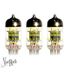 ELECTRO HARMONIX 12AX7 ECC83 Tube KIT (one selected BALANCED) 3x 12AX7EH VALVES