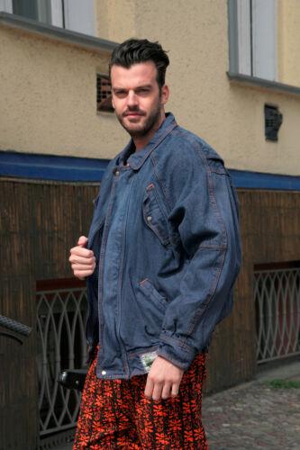 Dunkelblau Men's Everytime Jeans True Everywhere 90s Jacket Vintage Jeansjacke amp; txA1vq