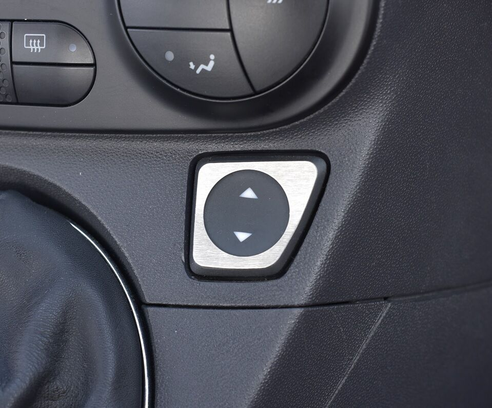 PLACCA FIAT 500 SPORT LOUNGE POP ABARTH ESSEESSE EASY TURBO CULT