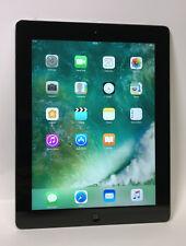 Apple iPad 4th Gen. 16GB, Wi-Fi, 9.7in - Black vgc