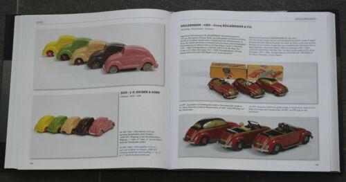 """Vom Spielzeug zur Sammler-Rarität/"""" von JiJ Schroeder 404 Seiten Buch /""""VW Käfer"""