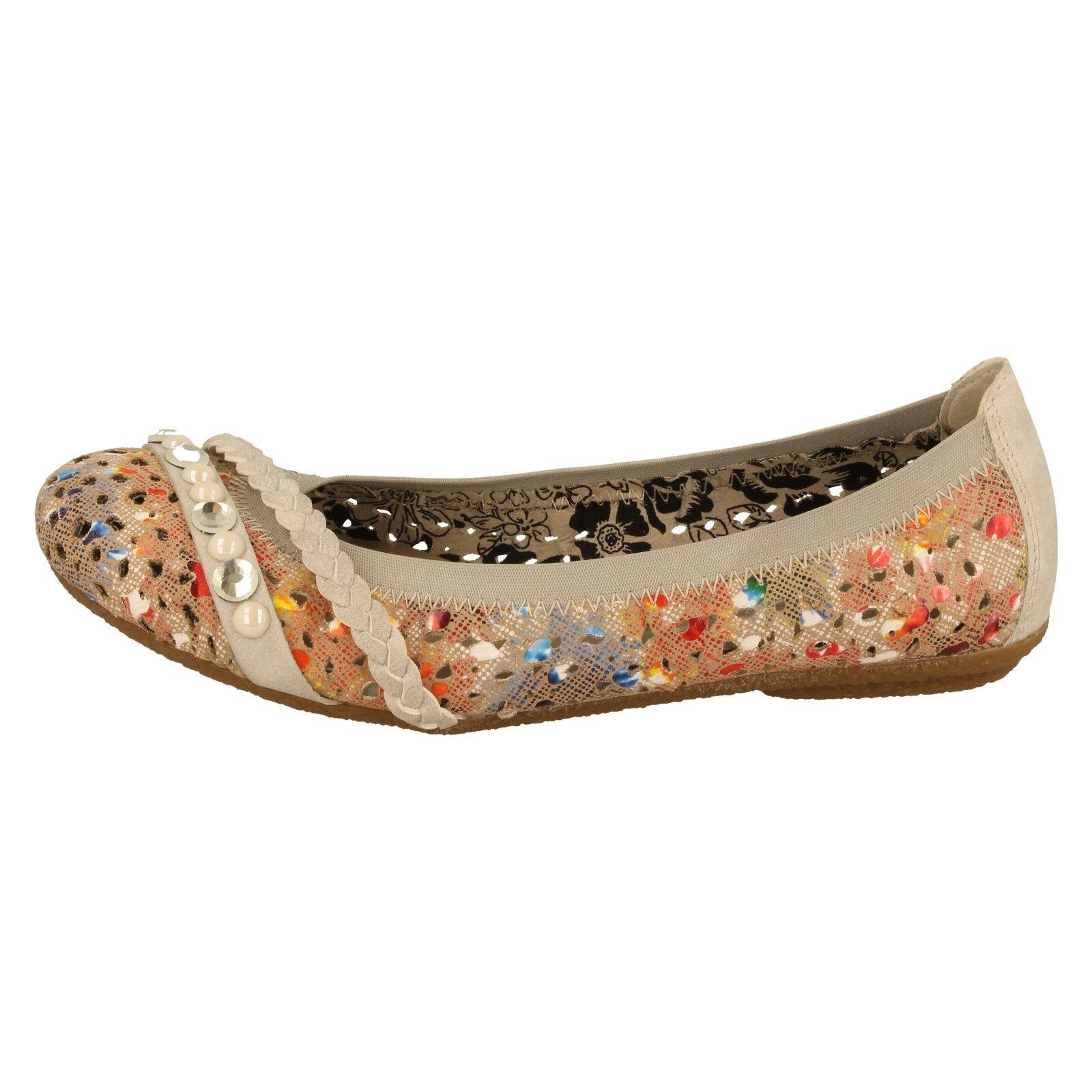 women RIEKER shoes plates à Enfiler - 41458 41458 41458 5da556