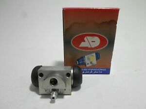 Cylinder Rear Brake Cylinder AP Micra Notes 1.5 DCI