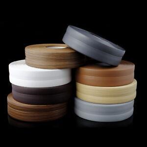 FLEXIBLE SKIRTING BOARD 50mm x 15mm PVC 5m 10m 15m 20m 25m floor wall joint new Flooring & Tiles