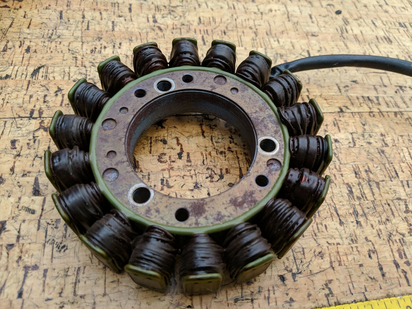 2000 Suzuki OUTBOARD DF 40 Df50 Stator Charging Coil 32120-87j00