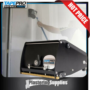 TapePro-Flat-Finishing-Mud-Box-T2-150mm-6-034-With-Bumpers-T-150