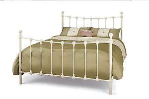 Marseilles Classic Design 6ft 180cm Metal Bed Frame Super King