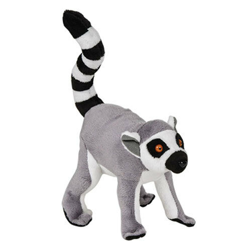 Ringtail Lemur Pounce Pal Plush Stuffed Animal Ebay