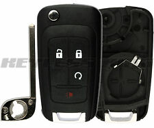 New 4b Replacement Keyless Entry Remote Start Key Fob Shell Case for OHT01060512