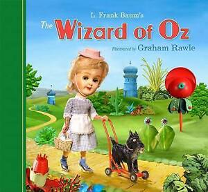 Good-L-Frank-Baum-039-s-The-Wizard-of-Oz-Hardcover-1843546590