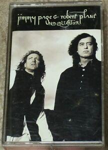 Jimmy-Page-amp-Robert-Plant-No-Quarter-Unledded-Cassette-Tape-Led-Zeppelin-duo