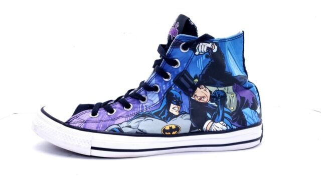 Justice League Men/'s High-top Sneakers
