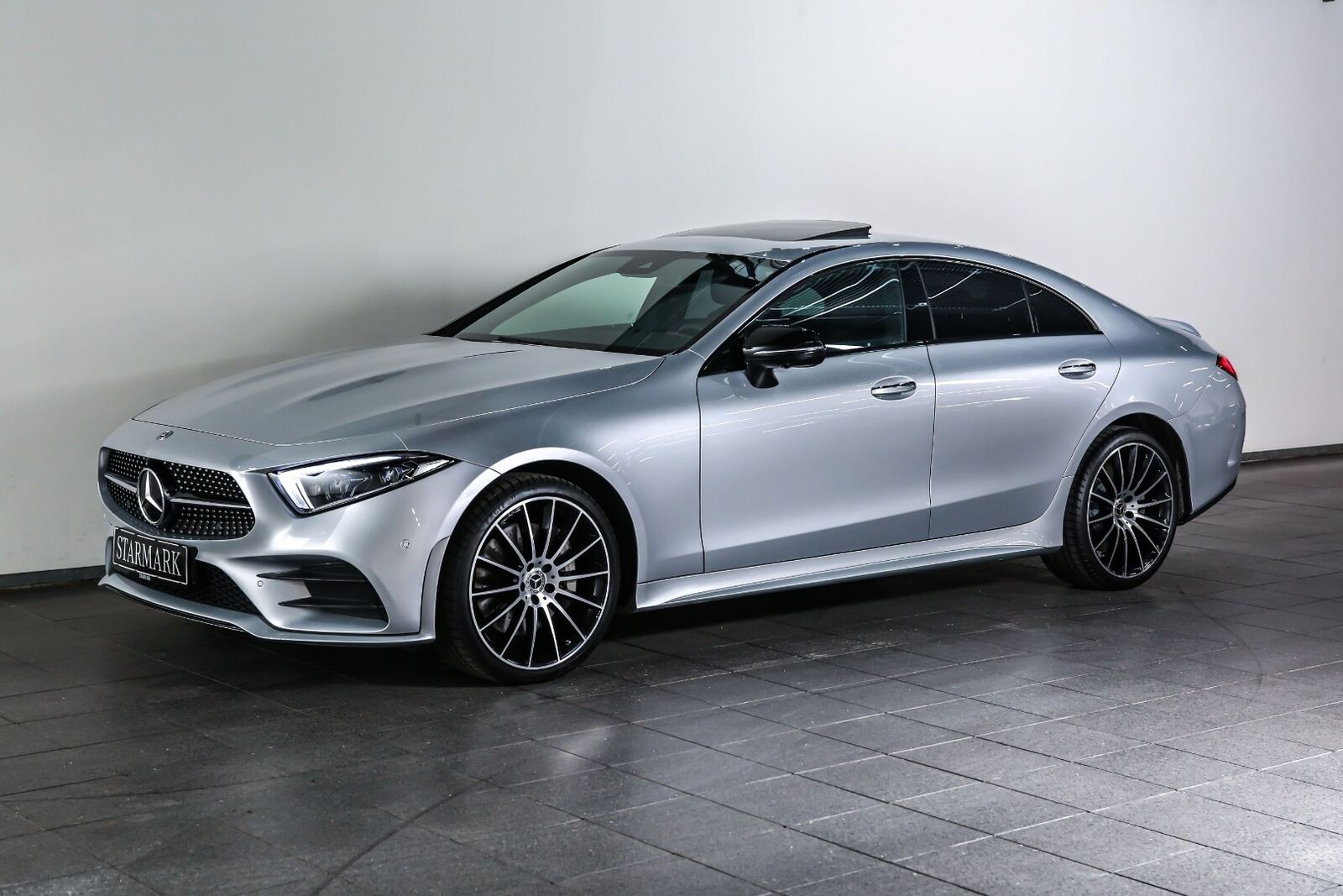 Mercedes-Benz CLS450 3,0 AMG aut. 4Matic