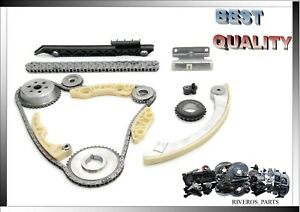 Front Timing Chain Kit For 2004-2014 Chevy Malibu 2011 2010 2012 2008 Q216NK