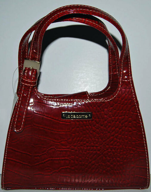459390f1874e Liz Claiborne Purse Croc Embossed Small Handbag Purse for sale online
