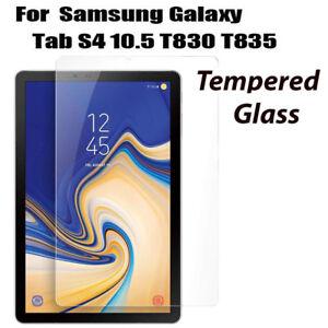 VETRO Temperato Protezione Schermo Pellicola adatta per le schede Samsung Galaxy 4 10.5 T830/T835
