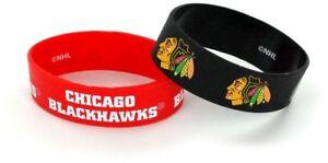 CHICAGO-BLACKHAWKS-SILICONE-BRACELETS-2-PACK-BRAND-NEW-NHL-BC-207-04