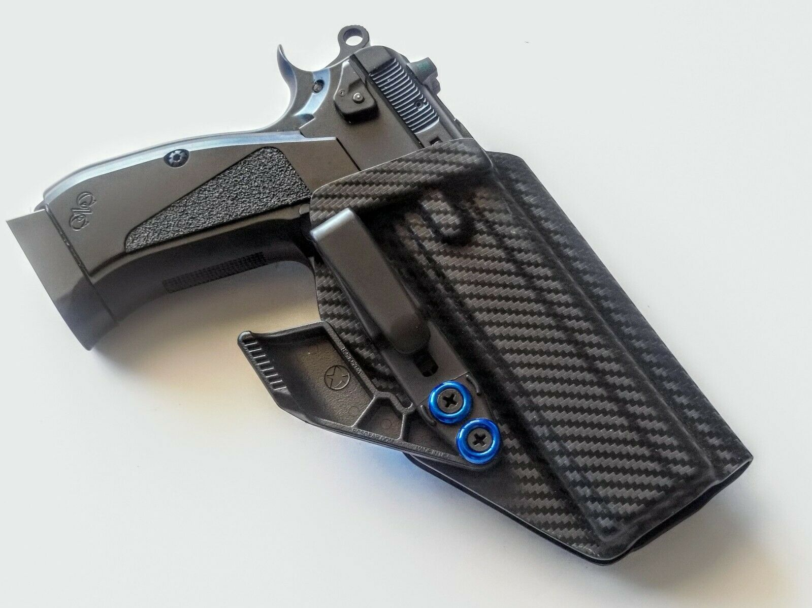 Legacy Firearms Co CZ Appendix Holster Carbon Fiber - Multiple Models