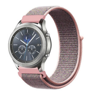 Band-Nylon-Sport-Loop-For-Samsung-Gear-S3-Frontier-Classic-Galaxy-Watch-46mm