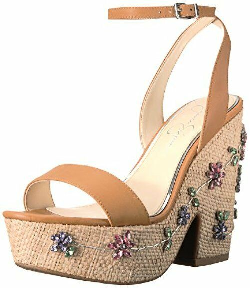 Jessica Simpson Womens CRESSIA Heeled Sandal- Pick SZ color.