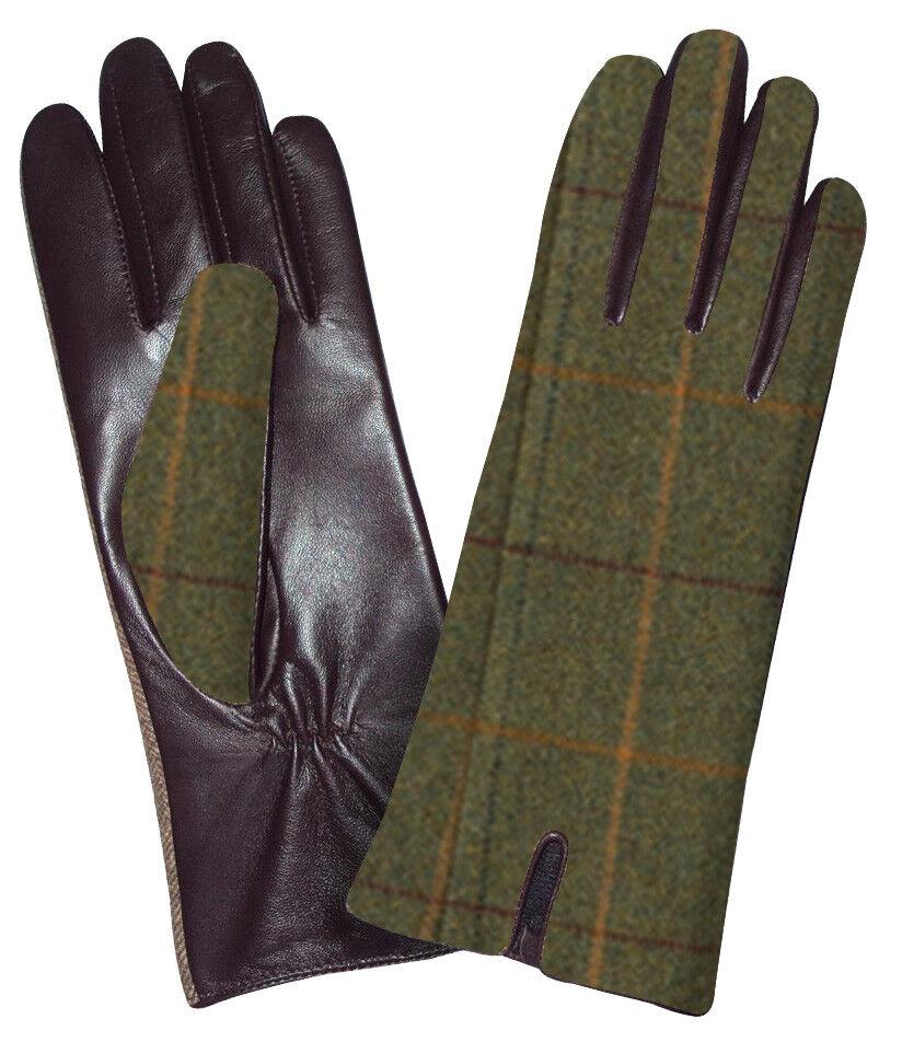Alan Paine Compton Ladies Tweed G s  - Avocado - Medium (Hunting Country)  online sales