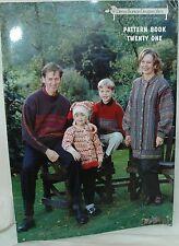 Denys Brunton Pattern Book 21 for Machine Knitting Knitting Machine Book - M047