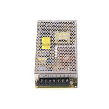 MW 24V 6.45A AC/DC PSU Switching Power Supply Mean Well NES-150-24 150W