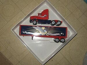 WINROSS-1-64-MID-AMERICAN-TRUCKING-SHOW-TRACTOR-AND-TRAILER