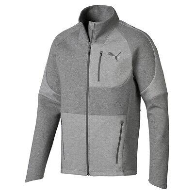 Black Gray Blue NEW Puma Men/'s Evostripe Track Jacket Sizes M,L,XL,XXL Colors