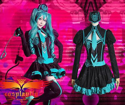 Vocaloid Hatsune Miku Philosophy Of love Cosplay Costume Custom Made