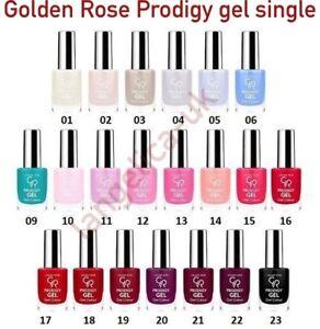 Golden Rose Gel Effect Color Nail Polish Prodigy Gel- NO UV/Led ...