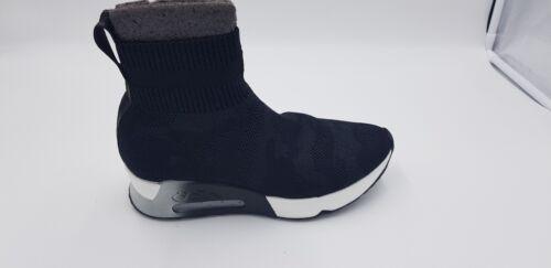 50 Bottines chaussettes pour Ash en noires Paia Lulu Fw1819 tissu femmes Discount SHdvdqnw